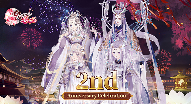 Royal Chaos 2nd Anniversary Celebration Events